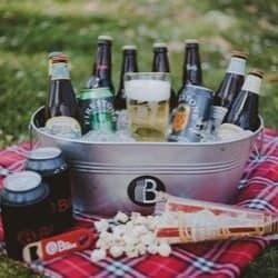 The Ultimate Beer Lovers Gift Basket