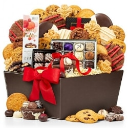 Chocolate Bliss Gourmet Gift Basket
