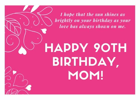 Astonishing 90Th Birthday Wishes Perfect Quotes For A 90Th Birthday Funny Birthday Cards Online Alyptdamsfinfo
